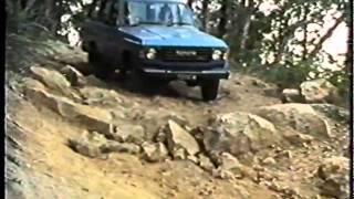 Australian Toyota Landcruiser training video from the 80's - part 1