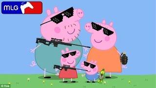Mlg Peppa Pig Goes to the Funfair