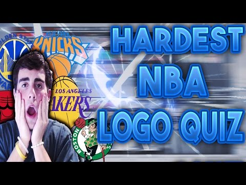 HARDEST NBA LOGO QUIZ EVER!!! WHAT'S THE DIFFERENCE!?!?!