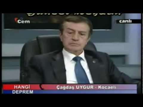 Osman PAMUKOĞLU - 01.12.2008 - Cem TV - Hangi Deprem