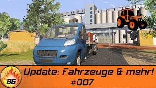 FARMER'S DYNASTY - PREVIEW #007 | Update: Fahrzeuge & mehr! | Let's Play [HD]