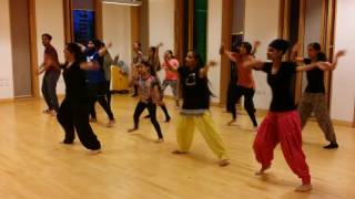 Jatti de Nain by Roshan Prince -wolves bhangra academy