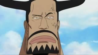 One Piece VF - Luffy VS Blueno [HD]