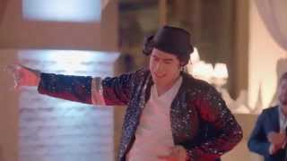 علي ربيع يقلد رقص مايكل جاكسون/ِAli Rabe3 imitates Michael Jackson