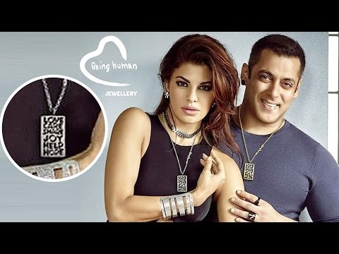 Xxx Mp4 Salman Khan LATEST Photoshoot With Hot Jacqueline For Being Human Jewellery 3gp Sex