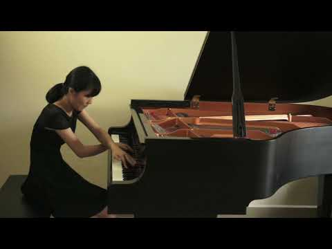 2017 Chuon Sosunny (Cambodian) F. Chopin Op.10-4 / L. v. Beethoven Op. 2-2