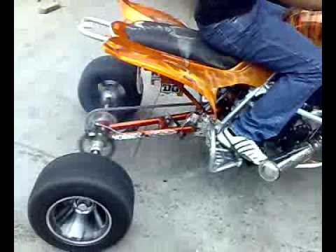Yamaha Raptor 1000cc