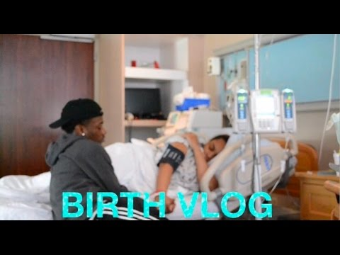 BIRTH VLOG Baby Jace