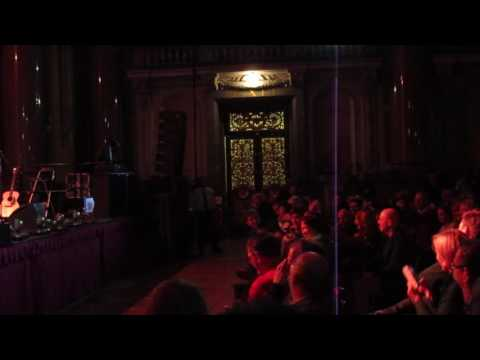The Divine Comedy Our Mutual Friend  at St Georges Hall, Liverpool, England 14 October 2016 MVI 9285