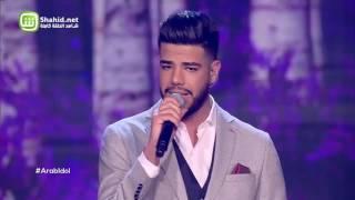 Arab Idol – العروض المباشرة – مهند حسين – دنيا الوله