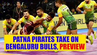 PKL 2017: Patna Pirates face Bengaluru Bulls Match Preview   Oneindia News