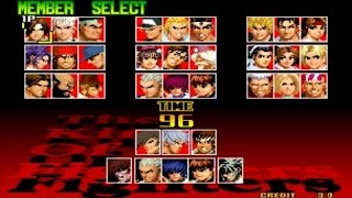 Arcade Gameplay [20] The King of Fighters '97 Plus ( HACK )