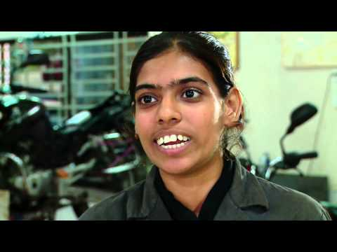 Xxx Mp4 Kickstart Bangladesh S Female Motorcycle Service Mechanics In Bangla 3gp Sex