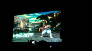 Street Fighter X Tekken Reveal