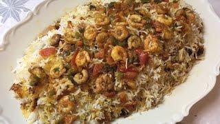 مطبخ الأكلات العراقيه - مطبگ روبيان