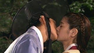 【TVPP】Siwan(ZE:A) - Kiss Scene with Jeong Somin, 시완(제아) - 정소민과 뽀뽀신 @ Standby