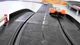 Porsche 908 vs. Ferrari 312 P - One Battle - Carrera Universal - Carrera Bahn Slotracing