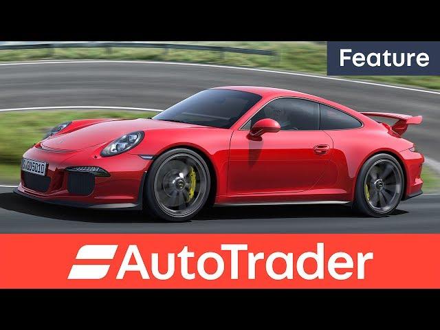 Porsche 911 GT3 road trip