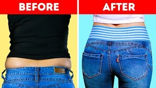 25 JEANS HACKS TO KEEP YOU LOOKING FLY