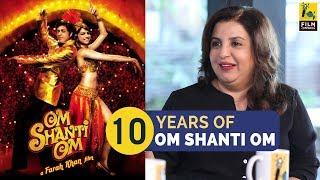 10 Years of Om Shanti Om | Farah Khan Interview with Anupama Chopra