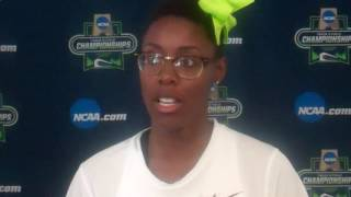 Shamier Little After 53.51 PR to Win NCAA 400m Hurdle Title