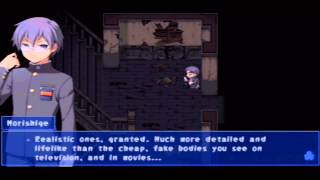 Corpse Party Chapter 5 Part 1 of 4 [full game play with no commentary]