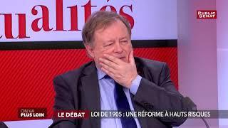 «Le problème c'est que nous voyons l'islam sous l'angle le plus négatif qui soit»François Clavairoly
