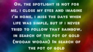 Pot of Gold - Game feat. Chris Brown (Lyrics on screen]