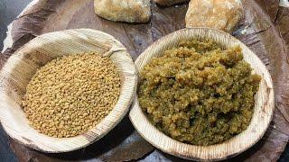 Menthya Leha | Bananti lehya | Menthe Lehya | Fenugreek seeds Lehya