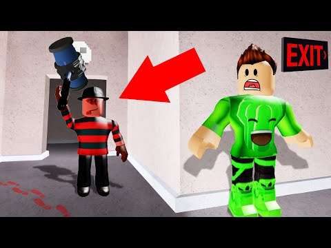 Can You HIDE From The ANGRY BEAST Roblox