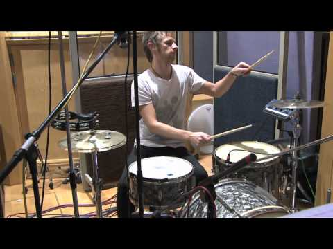 Muse in the studio 2011