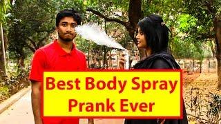 New Bangla Funny Video 2017 | Best Body Spray Prank | New Bangla Prank Video 2017 | Fahim Official