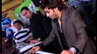 النجم محمد وحيد بيعزف بالشكل الجديد من شركة حموده