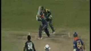 Yahoo! Cricket Video page