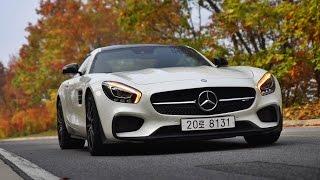 메르세데스-AMG GT S 시승기 1부, Mercedes-AMG GT S Part 1