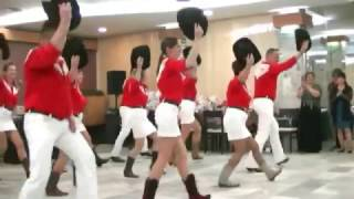 2014.02.28. Dancing Boots Country Linedance Club - Country roads
