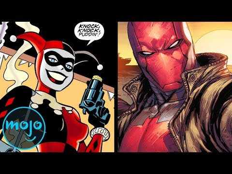 Xxx Mp4 Top 10 DC Comic Book Antiheroes 3gp Sex
