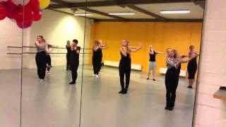Streetdance - B 18+ - Ciara ft. Missy Elliott - Work