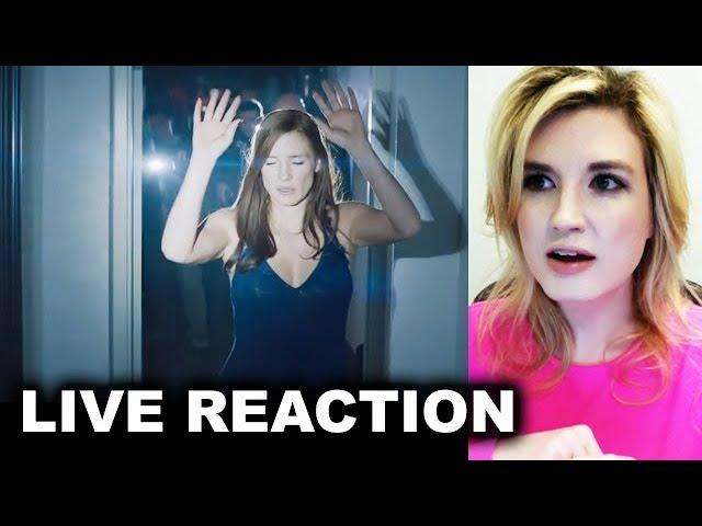 Molly's Game Trailer 2 REACTION