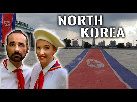 3 days in North Korea myths and legends DPRK vlog mass games pyongyang