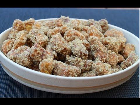 How to make Sarkara Varatti - Onam Sadhya Recipe