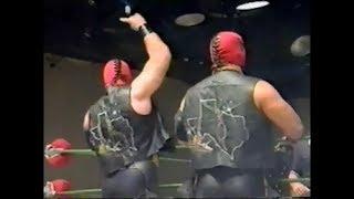 The Texas Hangmen vs Steele and Thomson USWA