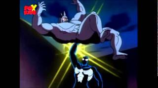 spiderman the animated series  -The Alien Costume  Part 1 (2/2)