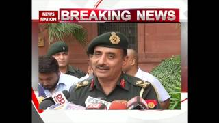 Video footage released by Indian Army of attacks on Pakistan Posts