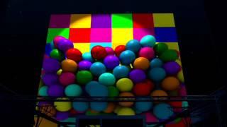 VIDEO MAPPING 3D SEVILLA
