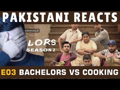 Xxx Mp4 Pakistani Reacts To TVF Bachelors Vs Cooking S02E03 3gp Sex