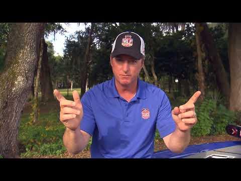 Major League Lesson: Jordon on Fishing Deep