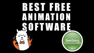 Best FREE 2D Animation Software  (2017)