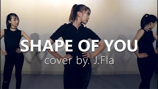 [ Beginner Class ] Ed Sheeran - Shape Of You (cover by. J.Fla) / Choreography . K-LUCY