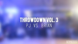 Sr. Break Top 8 - PJ vs. Brian | Throwdown Vol. 3